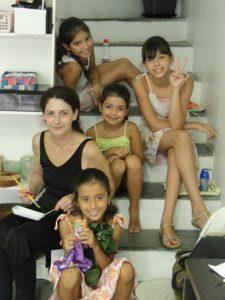 Arte para Crianças em parceria com Escolas em POA