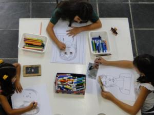 Arte para Crianças - Krapok Escola de Arte POA