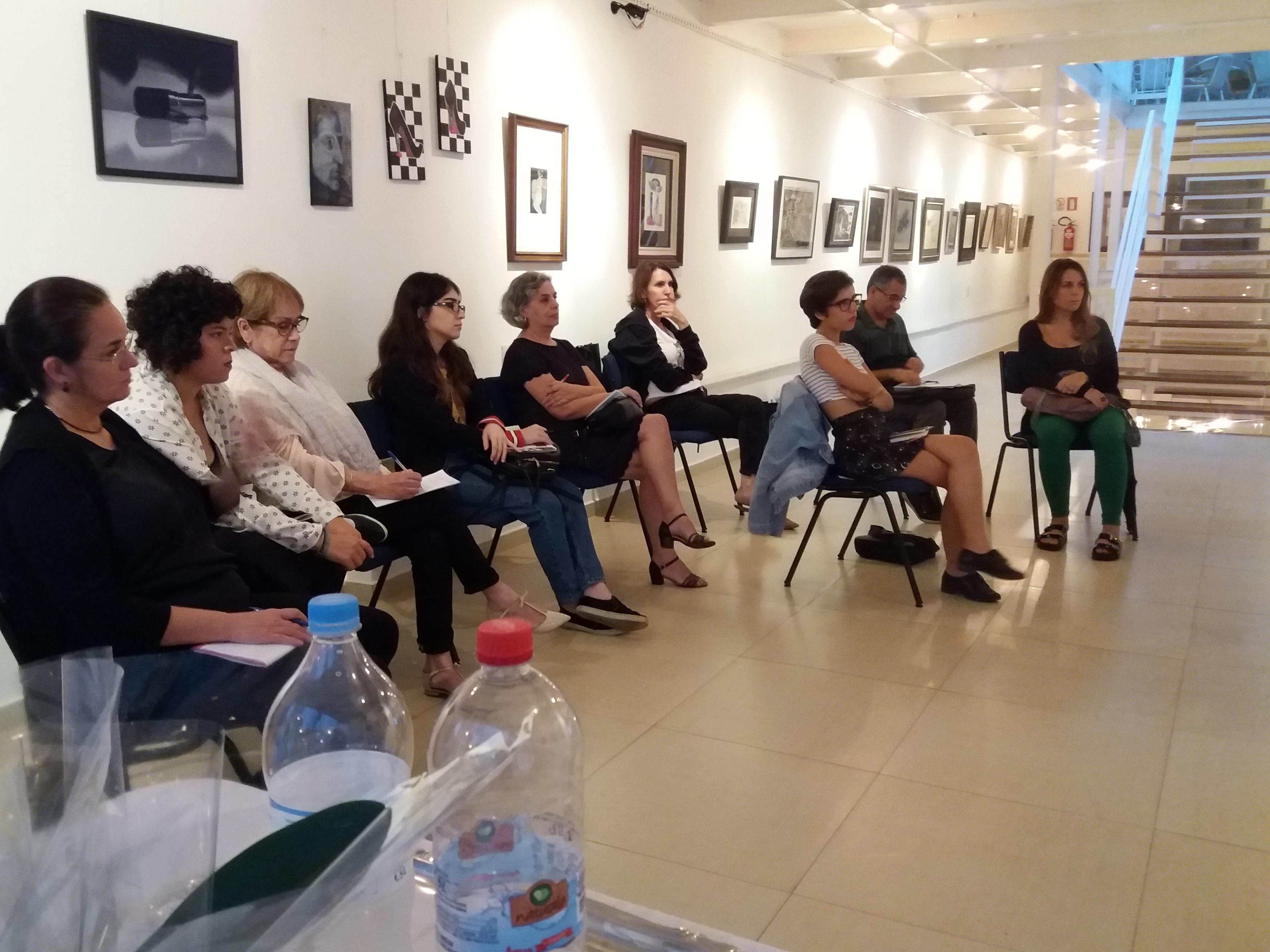 Curso de História da Arte na KRAPOK Escola de Arte