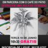 Aula de Desenho KRAPOK Escola de ArtePOA