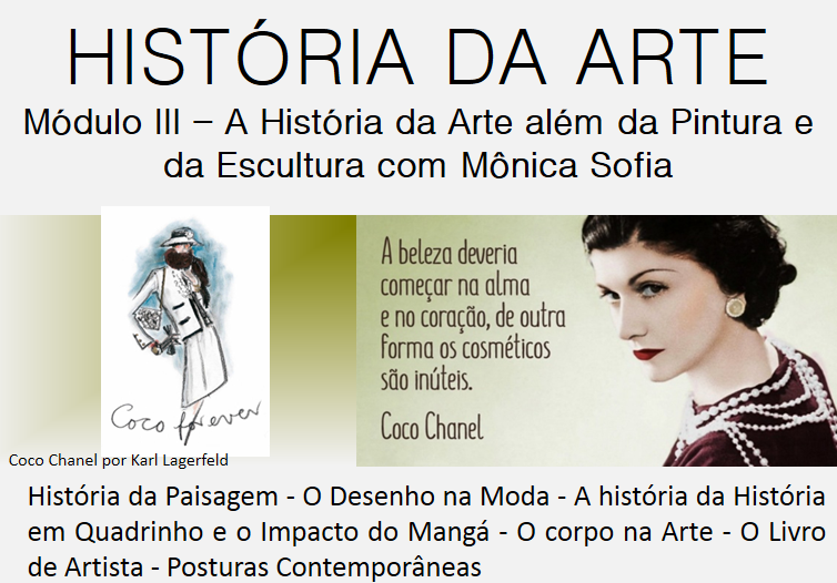 Curso de Historia da Arte KRAPOK ESCOLA POA