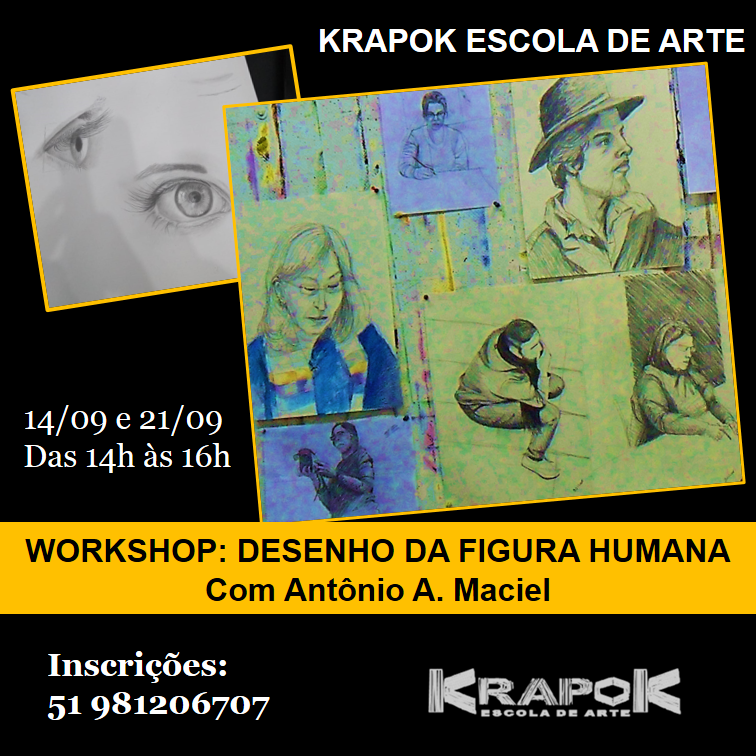 Workshop Figura Humana Krapok POA