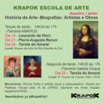 KRAPOK Curso de História da Arte em Porto Alegre