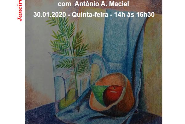 Curso de Desenho em Porto Alegre
