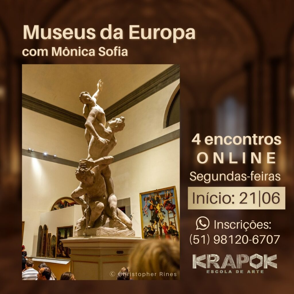 Curso de História da Arte Krapok POA